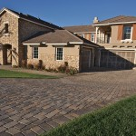 Paving and Cobble Block Driveways 03