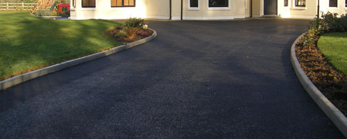 Tarmacadam and Asphalt Driveways