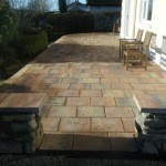 Paving and Cobble Block Driveways 01