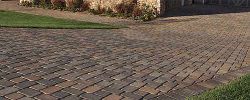 Paving and Cobble Block Driveways